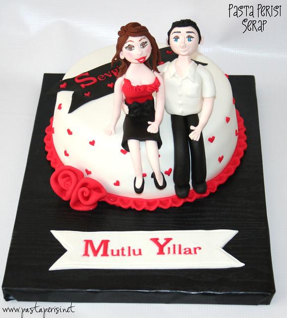 Love cake- Sevgi- onur