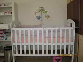 NEW POSTING! Preloved Baby Crib - SOLD!