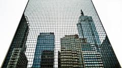 one against the others (jonas_k) Tags: city urban window skyscraper hongkong reflex asia pattern opposite fenster spiegelung muster wolkenkratzer mirroring