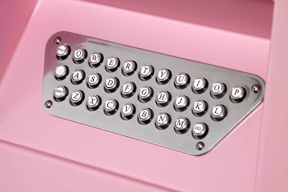 AutoWed Retro Bespoke Keyboard