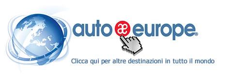 Auto Europe, Noleggio Auto In Italia e nel Mondo al prezzo più basso
