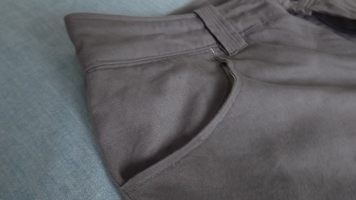 Front pocket - Pants from Sew U
