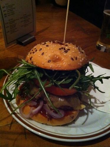 roo burger