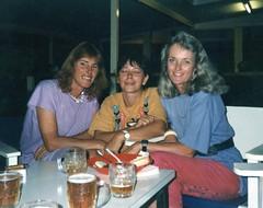911101 Rona, Rhonda and Rondi (rona.h) Tags: november fiji rhonda 1991 cacique sundowner rona arcturus ronah rondi royalsuvayachtclub vancouver27