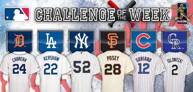 MLB 11 The Show: Challenge of the Week 18