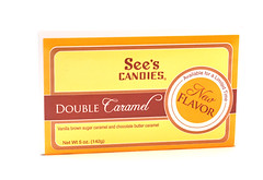 See's Double Caramel Box