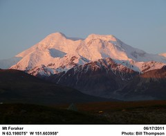 Mt. Foraker (Bill.Thompson) Tags: ak denalinationalparkandpreserve mountforaker