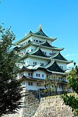 Nagoya Castle (S@ilor) Tags: castle japan nagoya 1001nights nagoyacastle silor 1001nightsmagiccity blinkagain