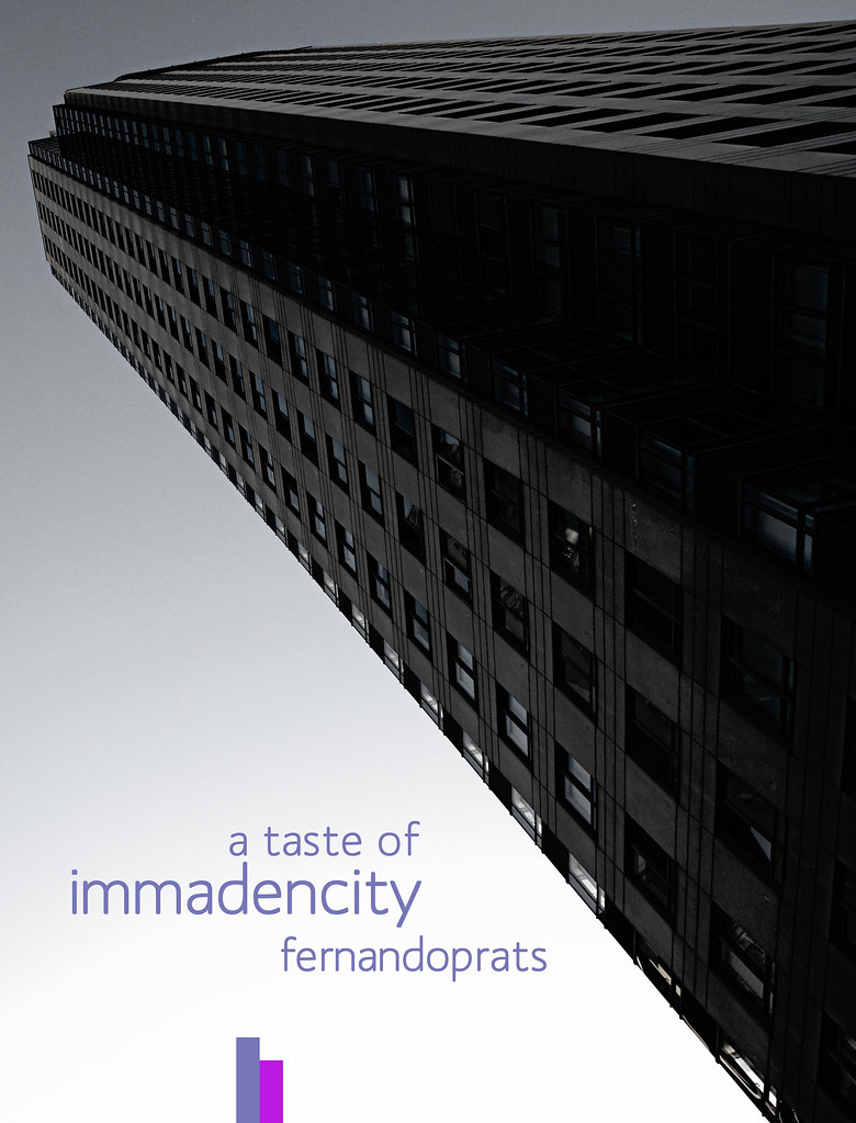 A taste of immadencity, de fernandoprats