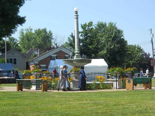 Loudonville Fountain