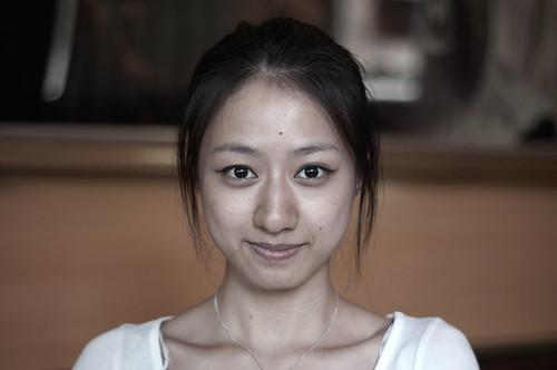 A Chinese Waitress