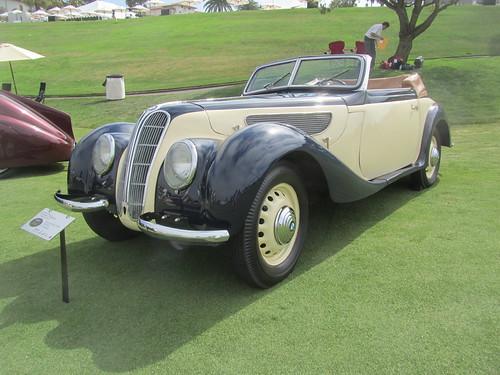 1939 Bmw 335 Cabriolet