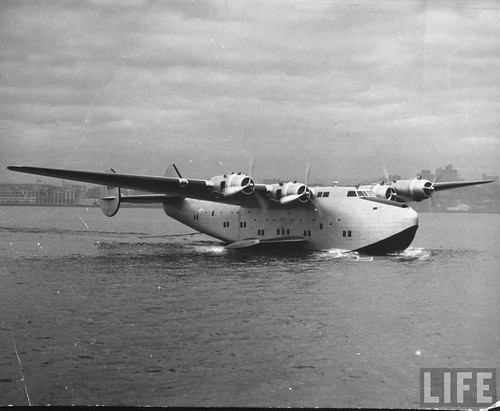 Boeing 314 Clipper, LIFE