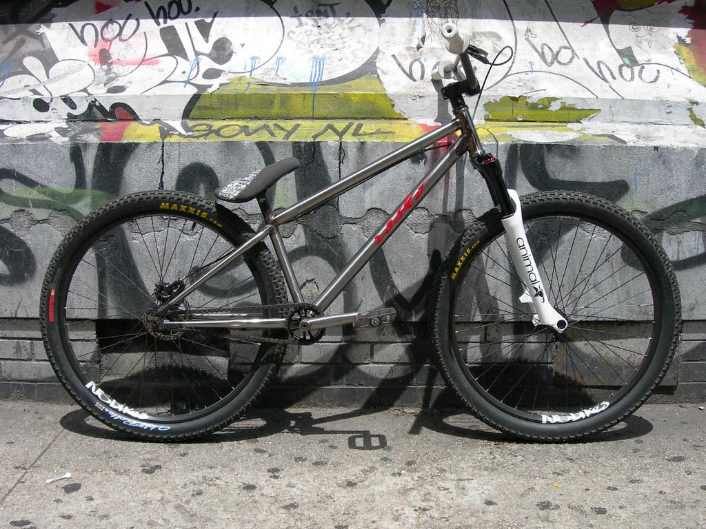 Peter's bike