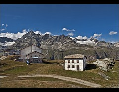 Schwarzsee Station in summer time 2583 m Zermatt / Switzerland. (Izakigur) Tags: alps schweiz switzerland nikon europa europe flickr niceshot suisse suiza swiss feel zermatt d200 helvetia svizzera wallis ch valais dieschweiz  myswitzerland lasuisse nikond200 izakigur suisia izakigur2009 mygearandme izakiguralps izakigurzermatt