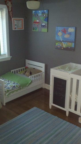 A Toddler An Infant And One Tiny Bedroom Diy Del Ray