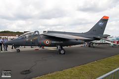 E75 - 705-AE - E75 - French Air Force - Dassault-Dornier Alphajet - 110702 - Waddington - Steven Gray - IMG_4894