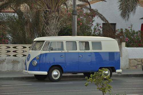 Furgo Volkswagen Bulli