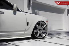 Vorsteiner Rolls Royce Ghost RR04 (Vorsteiner) Tags: rolls royce rollsroyce ghost forged wheels phantom carbon fiber monoblock brushed aluminum vorsteiner