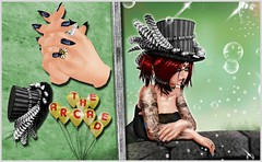 B.I.T.N.O. #004 Id like to think (Tsuka H.) Tags: cute zombie suicide arcade nails poison oblivion remarkable slink henusaki tsukara