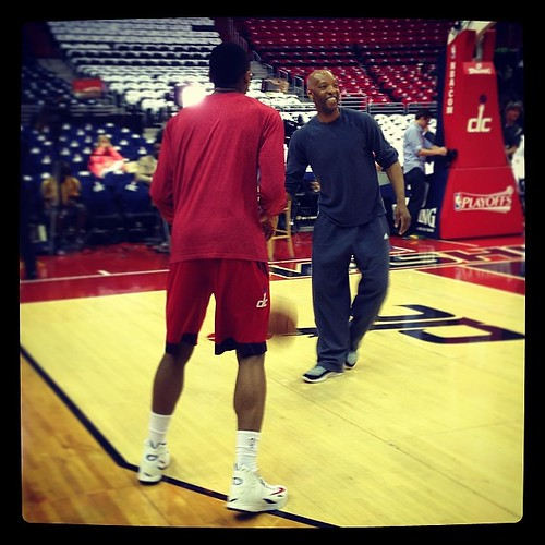 Return of Wittman means the return of Cassell... one would presume. #Wizards