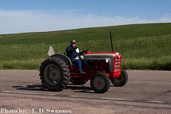 2014 Great Nebraska Tractor Ride-1095 (nebugeater) Tags: old tractor west point drive nebraska allen ride antique wayne great ne wakefield concord haskell martinsburg nebr ktic