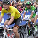 Andre Greipel (losing his yellow jersey) & Nicola Boem