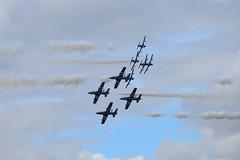DSC_5549 (sauliusjulius) Tags: nato days ostrava 2016 czech air force september 17  18 leos janacek airport osr lkmt frecce tricolori 313 gruppo addestramento acrobatico aermacchi mb339
