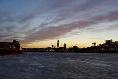 Sunset (Derek Morgan Photos) Tags: pswaverley thames sunset londonskyline