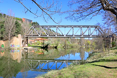 Soria_0721 (Joanbrebo) Tags: canoneos70d efs18135mmf3556is eosd autofocus spain soria espaa castillaylen landscape paisaje paisatge naturaleza nature natura bridge pont puente rio river riu rioduero