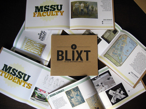 BLIXT 2011 Department Annual