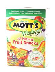 Mott's Medleys