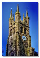 Tideswell Parish Church (amber654) Tags: park england tower history church parish architecture century nikon district derbyshire peak national tideswell 1855 14th cathedralofthepeak d3100