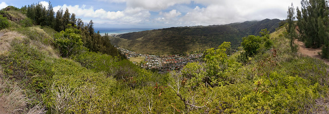 Mariners Ridge Pano 01