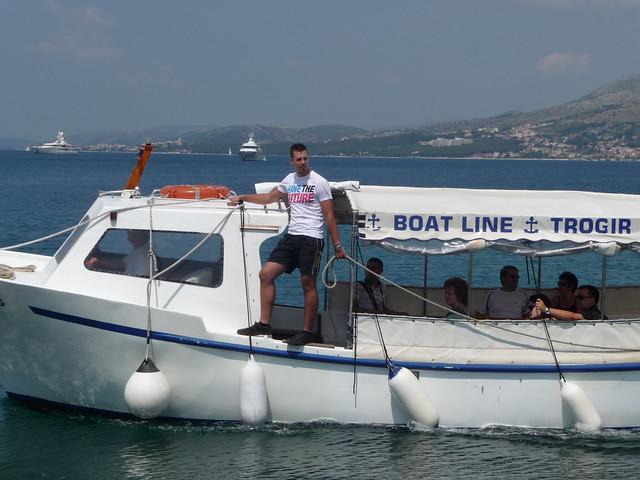 Boat Line (Trogir - Okrug Gornji)