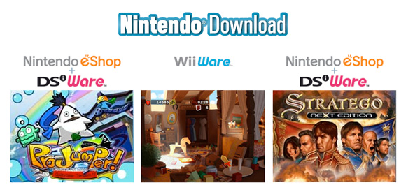 Nintendo Download - 6/23/11