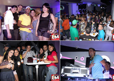 Ladies Night + Mr Edwar @Moccai Glam Club