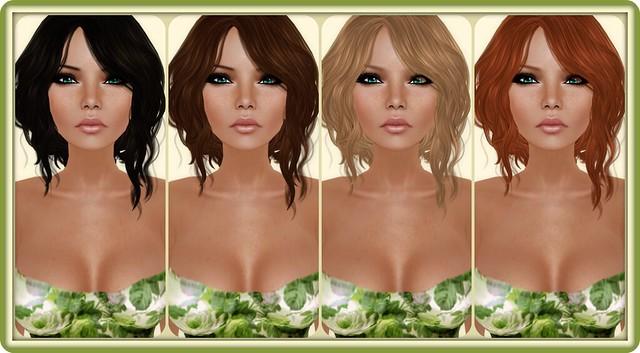 *YS&YS* - Skin Linda 3
