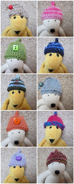 Innocent Smoothie hats of the week 27-36