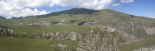 Shirvan hot spring descent