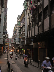 bypass (Fion N.) Tags: life china city urban living asia cityscape streetphotography macau  urbanlandscape  macao