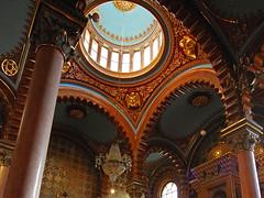 Azul mudjar, Len (Guanajuato Mxico) Tags: mexico catedral guanajuato len