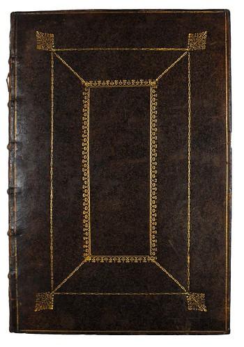 Binding of Celsus, Aurelius Cornelius: De medicina