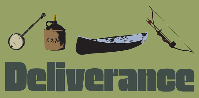 Four Icon Challenge – Deliverance