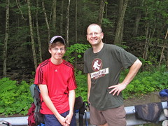 McSlappy & Bribo (Squidly) Tags: camping vermont hiking backpacking vt lt appalachiantrail greenmountains longtrail at