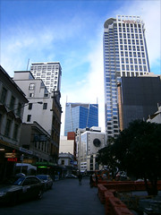 Auckland CBD Buildings