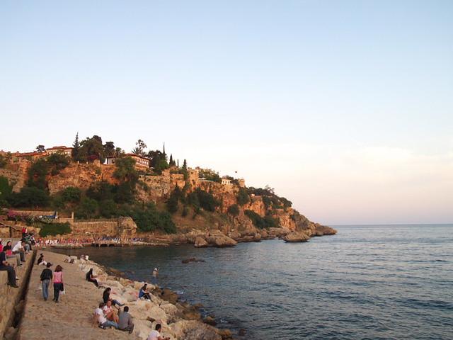 Roman Harbour 羅馬港灣的海景