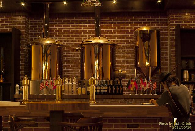 [台南]德斯啤鮮釀啤酒餐廳