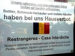Rassistenstätte am Fichtenplan A 10 Berliner Ring