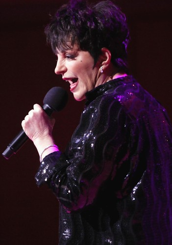 Liza Minnelli at Manchester Bridgewater Hall